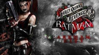 CGRundertow BATMAN: ARKHAM CITY HARLEY QUINN'S REVENGE DLC for PlayStation 3 Video Game Review