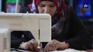 استغلال الملابس المستنعملة في صناعة الحقائب في اربد