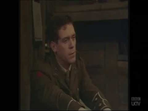 The 1914 WW1 Christmas truce as recalled by Captain Blackadder