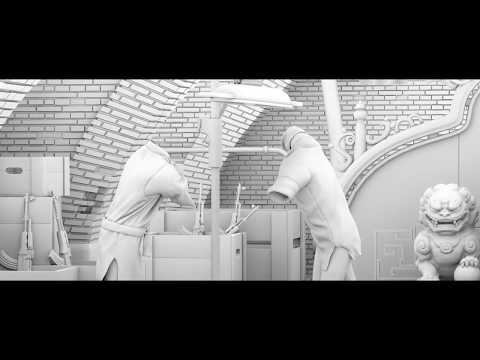 Agent 327: Cloth simulation demo