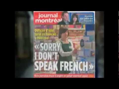 Infoman   Journal de Montréal et statistique sur le français
