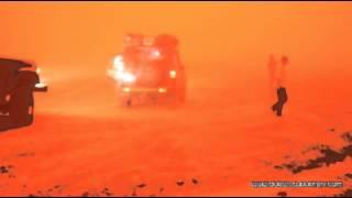 Sandstorm in Sudan