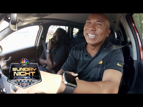 Ed Reed And Hines Ward Reflect On Ravens-Steelers Rivalry I NFL I NBC Sports