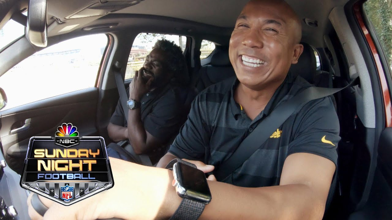 24209ef3a Ed Reed and Hines Ward reflect on Ravens-Steelers rivalry I NFL I ...
