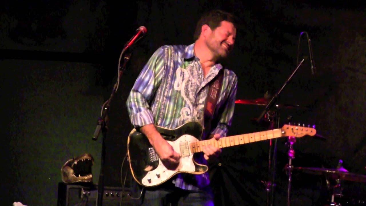 Tab Benoit performing at the New Orleans Jazz & Heritage ...   Tab Benoit Telecaster