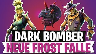 DARK BOMBER SKIN COMES | NEW FROST FALL VEREISER | UPDATE & LEAKS | Fortnite Battle Royale