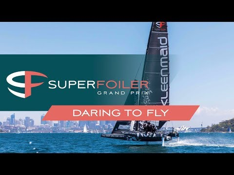 SuperFoiler: Daring to Fly