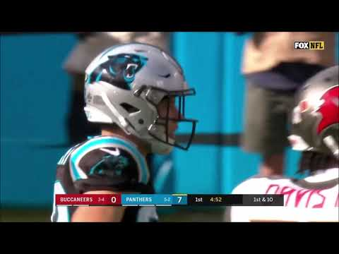 Christian McCaffrey 2018 Highlights