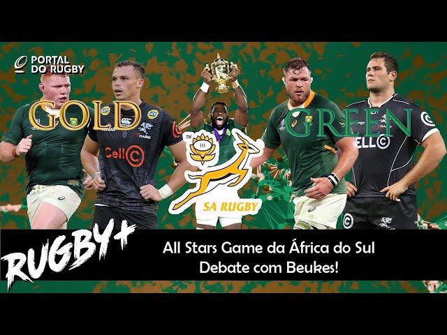 All Stars Game da África do Sul! Debate com Beukes Cremer