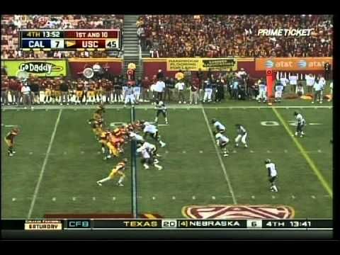 USC RB #2 CJ Gable Highlights 2010