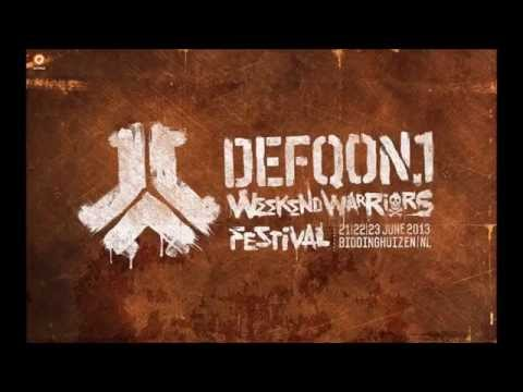 Defqon.1 2013 Weekend Warriors CD (Mixed By Frontliner) [HD Original Quality]