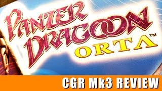 Classic Game Room - PANZER DRAGOON ORTA review for Xbox