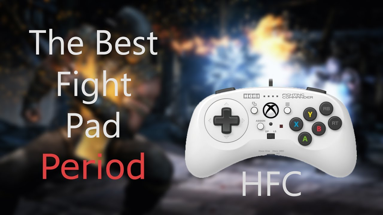 Hori Fighting Commander Review for Xbox One/360/PC