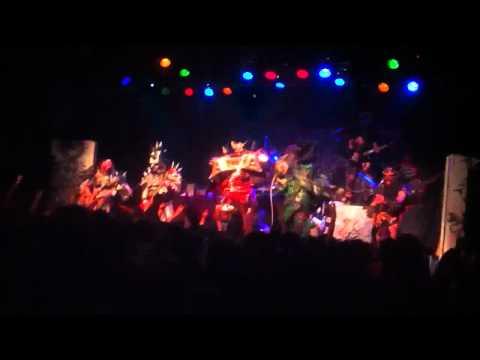 Gwar 2/20/2011 music hall of Williamsburg