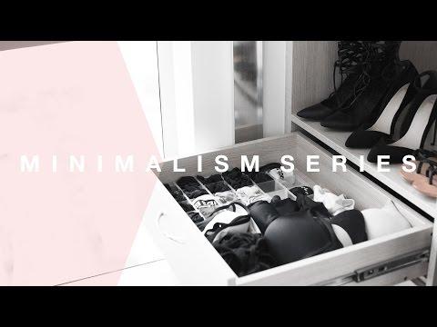 Minimalist Tips For Closet Organisation [Minimalism Series] // Rachel Aust