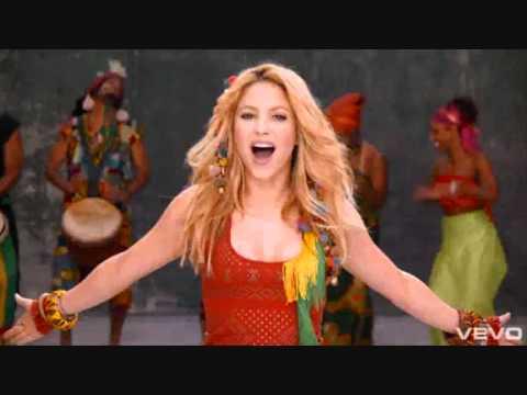 Shakira  Waka Waka Jockapollo Remix