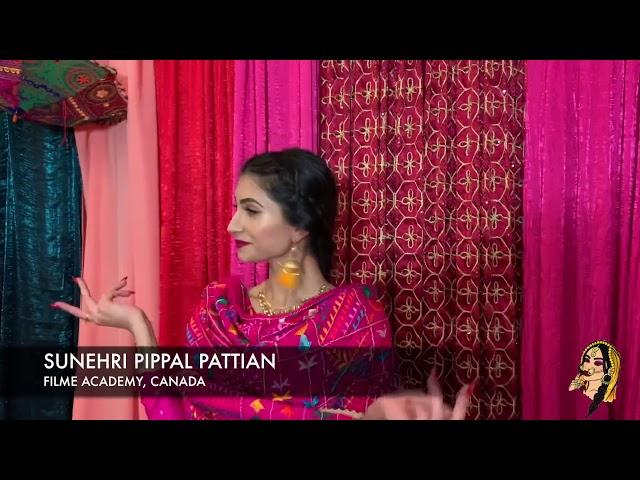 Bajre Da Sitta | Gidha Girls | Sunehri Pippal Pattian