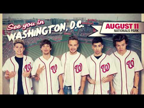 One Direction Comes to Nationals Park