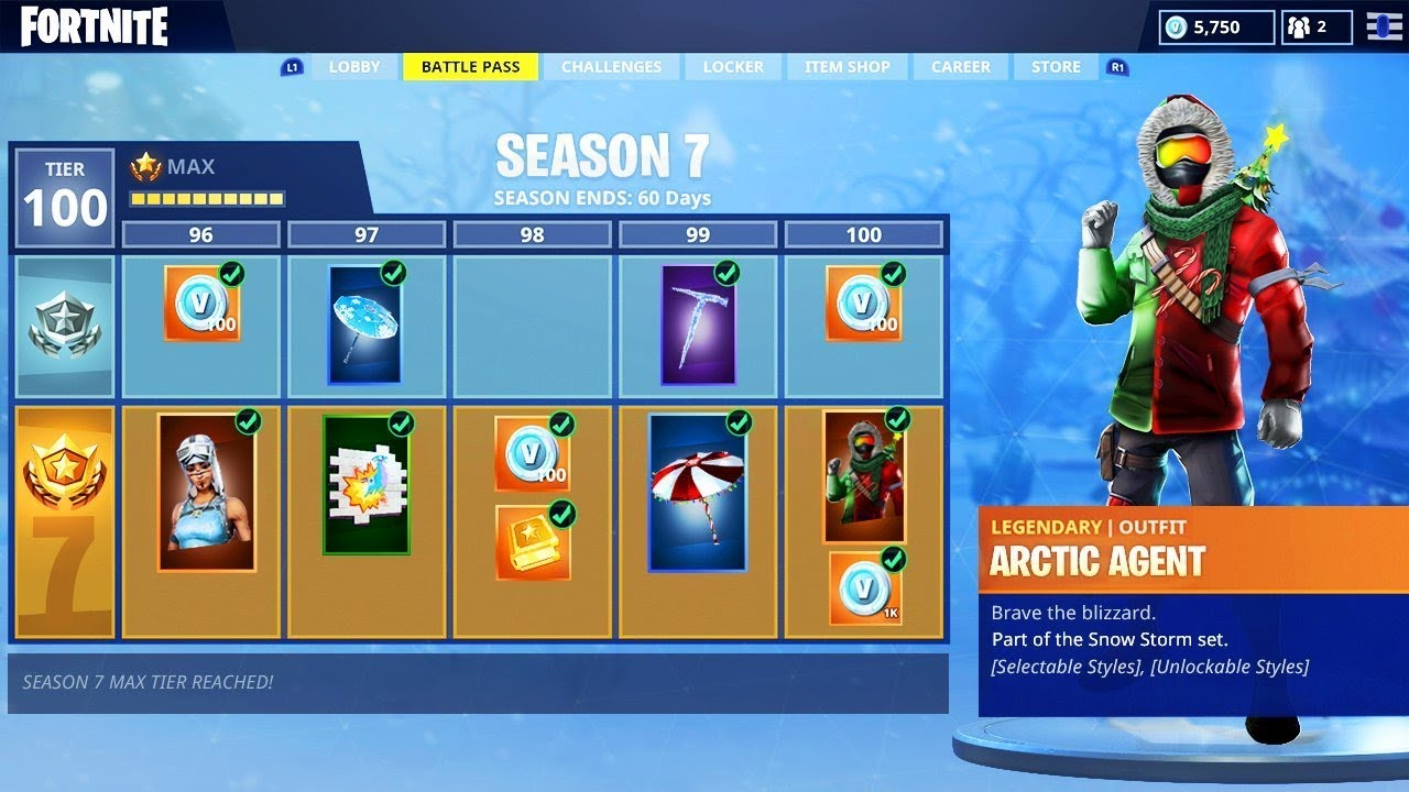 NEW Fortnite SEASON