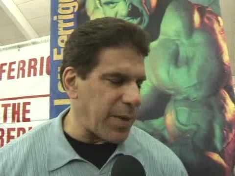 Lou Ferrigno Hulk 2008