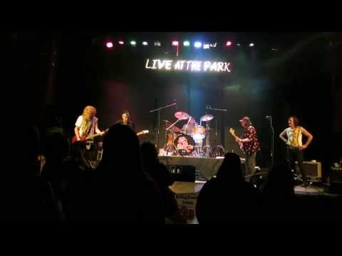 Hot Rocks Band at Park Theatre perform Satisfaction 2014 02 08