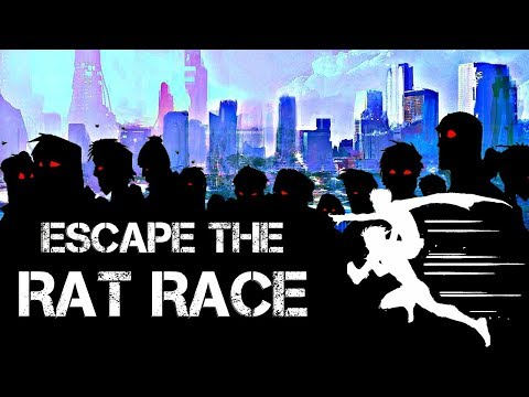 Escape The Rat Race - Reach Financial Freedom