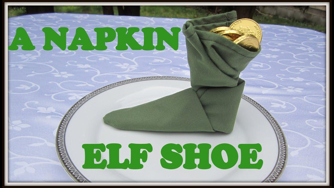 11 Fancy Napkin Folding Ideas - How to Fold Table Napkins for ...   720x1280