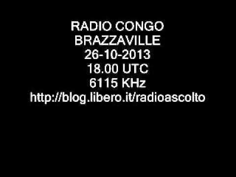 RADIO CONGO BRAZZAVILLE 6115 KHz