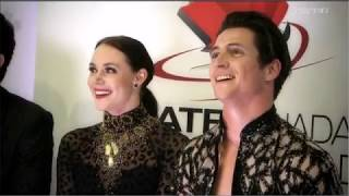 TSN Fluff--Tessa and Scott