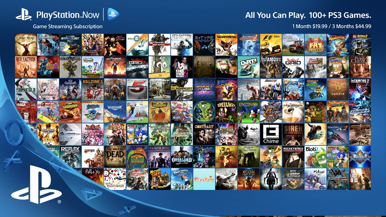 Playstation Now Subscription New Games For June 2015 Ps4