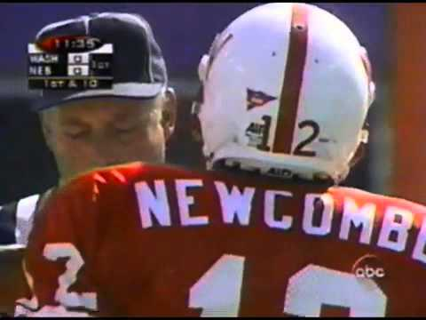 1998 Sept 26 - Nebraska vs Washington