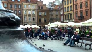 Varsavia in 5 minuti