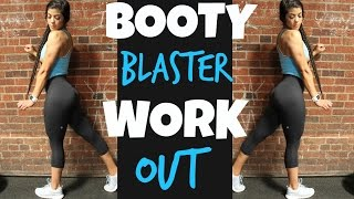 THE BEST BOOTY BLASTER WORKOUT