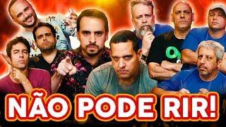 NÃO PODE RIR! com POP BOLA