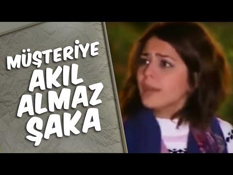 Mustafa Karadeniz - Lokanta Müşterisine...