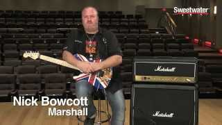 Marshall DSL100H Tube Amplifier Demo - Sweetwater Sound