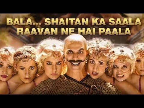 SHAITAN KA SALA : Bala O Bala Challenge # Feat Devansh Patil
