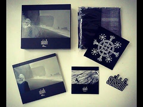 Solstafir Otta Deluxe Digibox Unboxing   Viruella
