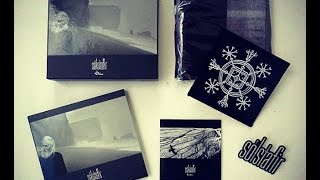 Solstafir Otta Deluxe Digibox Unboxing