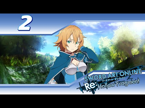 2 - PREMIÈRE HOLLOW AREA - Sword Art Online Re: Hollow Fragment: Let's Play[FR]
