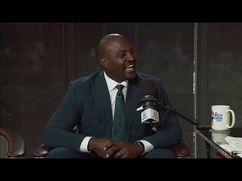 FS1's Marcellus Wiley Talks New Book, Brees, Le'Veon & More w/Rich Eisen | Full Interview | 10/22/18
