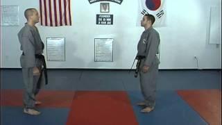Hapkido Basic Kicks 6 Thru 10, Ji Han Jae
