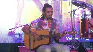 Rahul Mishra Tu Hi Hai Half Girlfriend Movie Song Live Performance 2