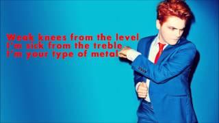 No Shows Gerard Way Lyric Video HD Full Song
