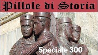 Speciale 300  - Viaggio nel tempo nel 300 d.C. [Pillole di Storia con BoPItalia]
