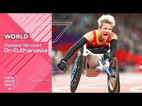 Marieke Vervoort   Paralympics to Euthanasia   Trans World Sport