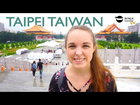 5 Days In Taipei (Taiwan Travel Vlog & Cost Breakdown)