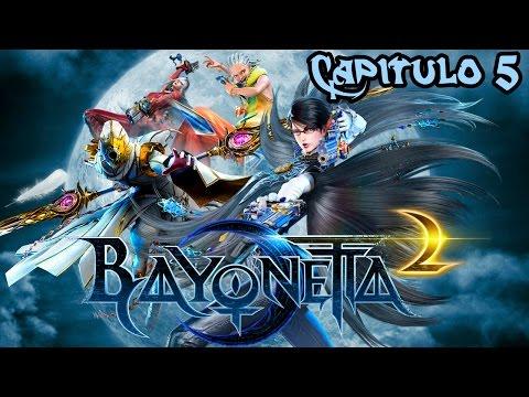 Bayonetta 2 I Capítulo 5 I Lets Play I Español I WiiU I 1080p