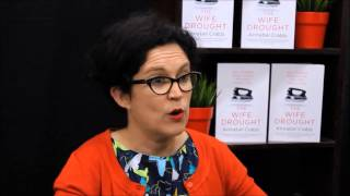 Annabel Crabb, author of The Wife Drought, chats to John Purcell