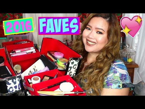 2016 BEAUTY FAVES! Mga Best In Beauty!